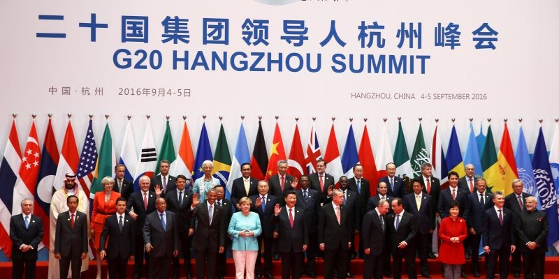The G-20 Summit 2016