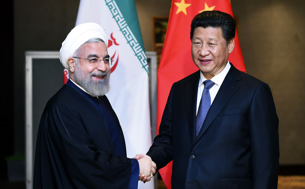 INDONESIA-CHINA-IRAN-PRESIDENTS-MEETING