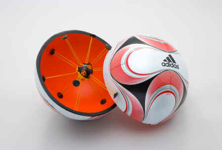 Goalline technology ball - alvexo