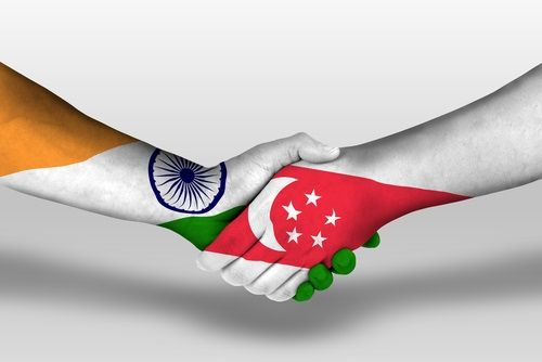 Singapore and India relations - alvexo