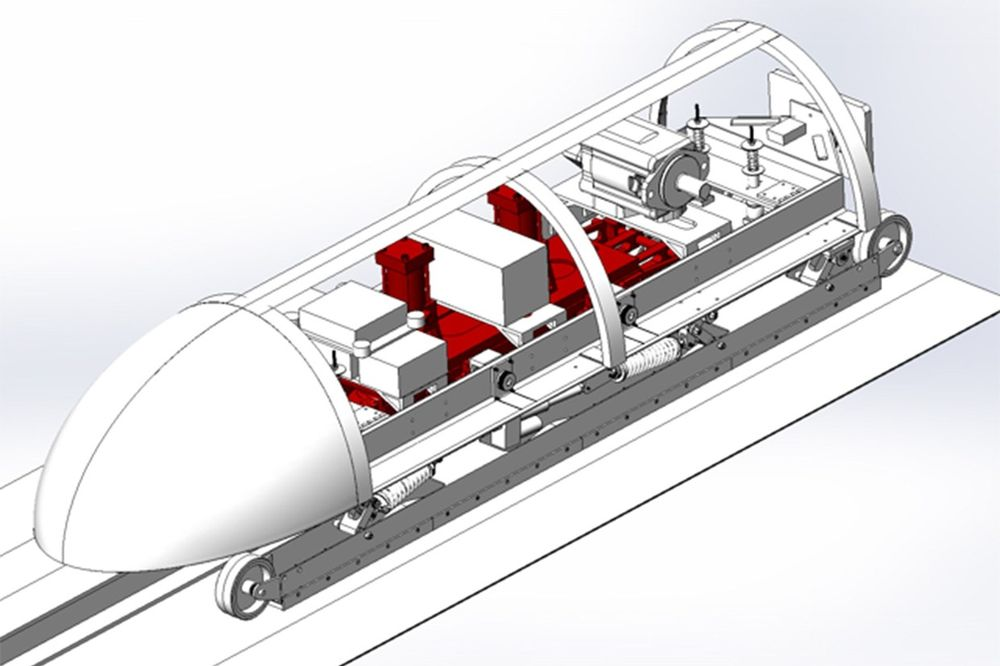 hyperloop 1 contest - alvexo