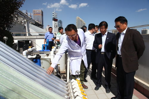 solar energy center in lanzhou china - alvexo
