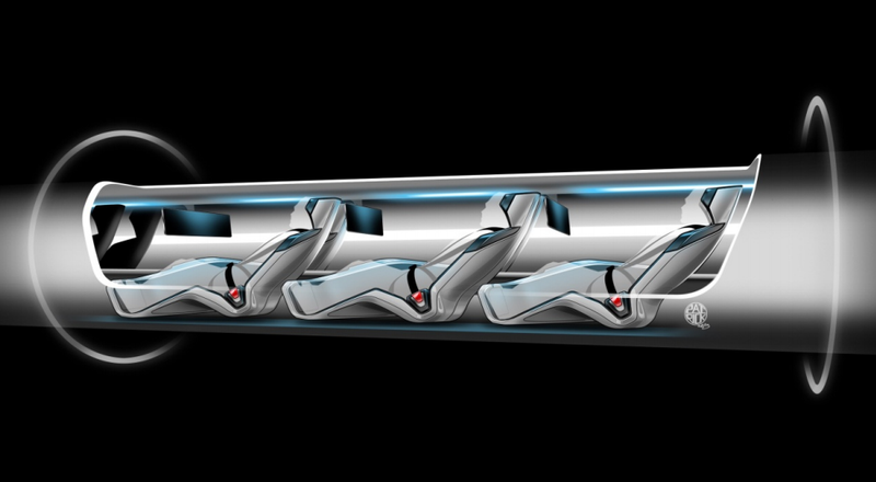 space x hyperloop contest - alvexo