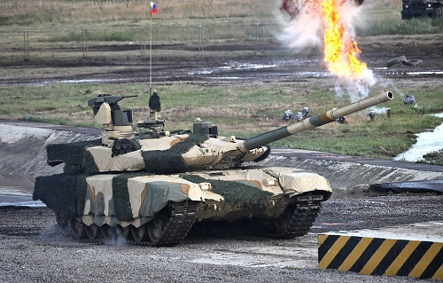 T-90MS at Engineering Technologies - alvexo
