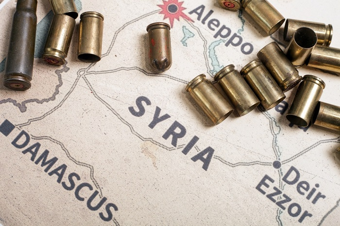 Bullets for Syrian Civil War - alvexo