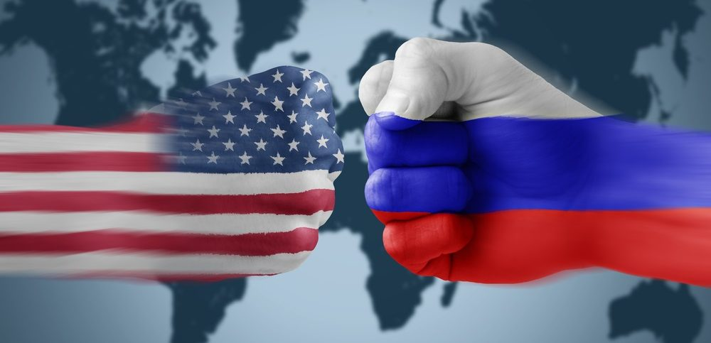 Russian and US fighting over Middle East - alvexo
