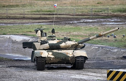 T-90MS russian at Engineering Technologies 2012 - alvexo