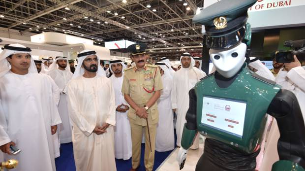 Dubai technology innovation with Vice President and Prime Minister of the UAE - alvexo