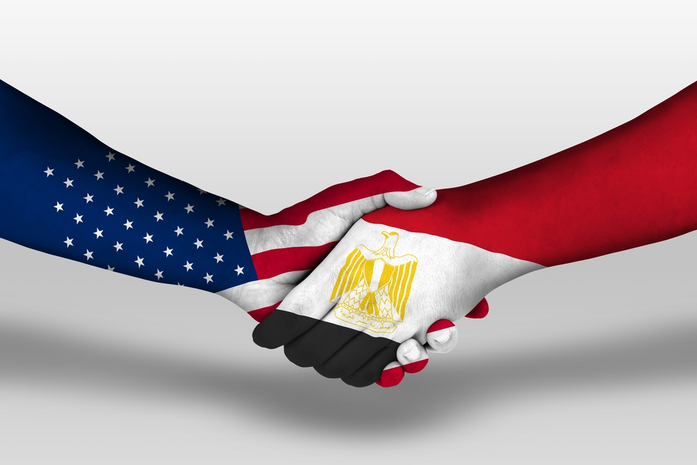 US and Egyptian alliance