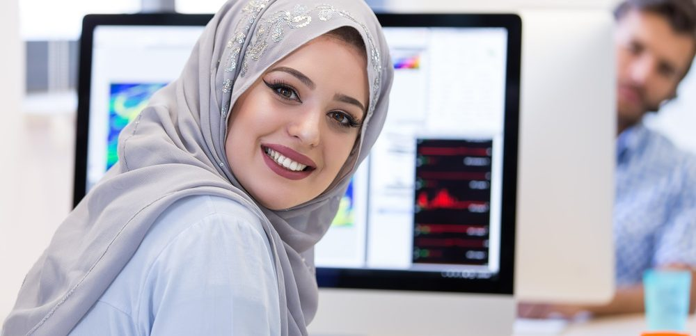 arab women successful in technology