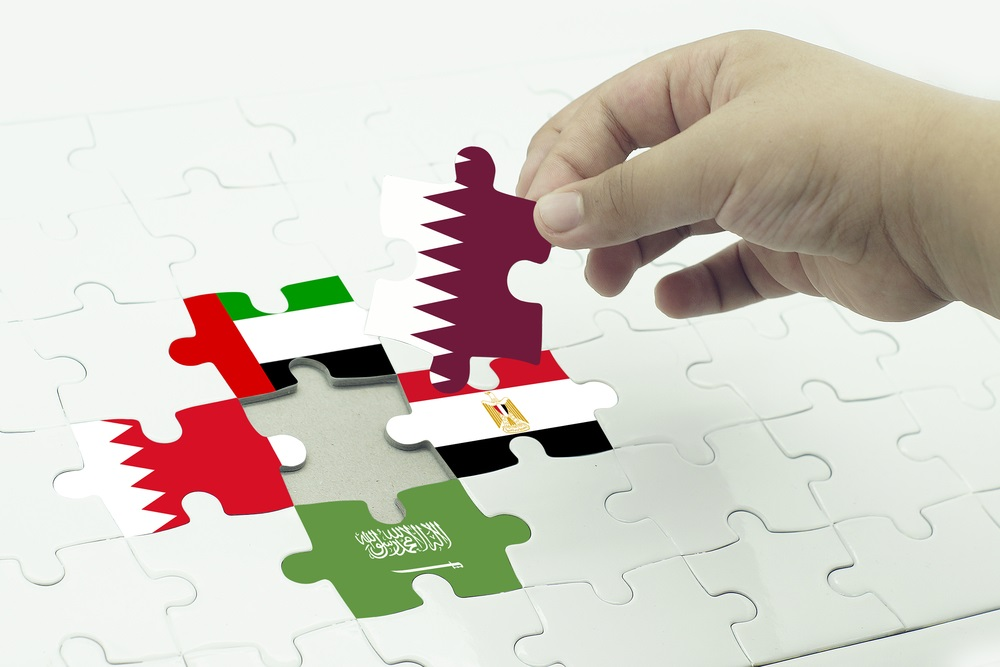 crisis between qatar and middle east