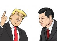 American trade war on China