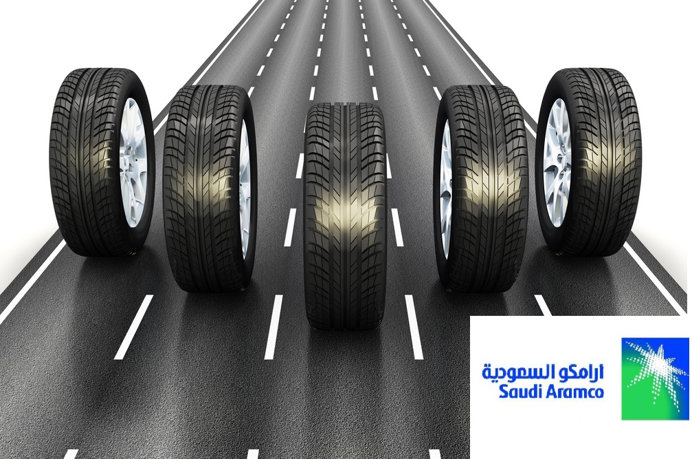 Saudi Aramco and industrial rubber