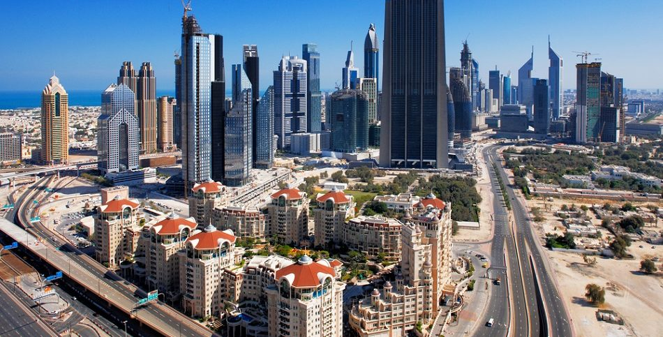 financial district dubai